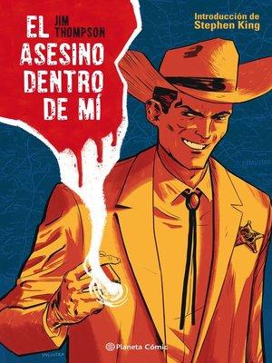 cover image of El asesino dentro de mí (novela gráfica)