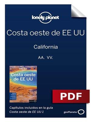 cover image of Costa oeste de EE UU 1_4. California