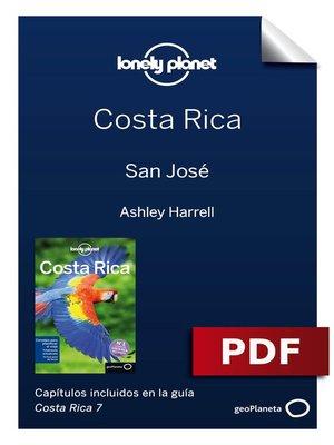 cover image of Costa Rica 7. San José