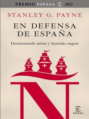 cover image of En defensa de España