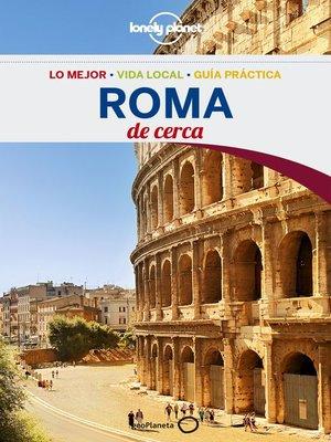 cover image of Roma De cerca 4