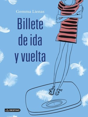 cover image of Billete de ida y vuelta