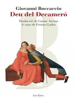 cover image of Deu del Decameró