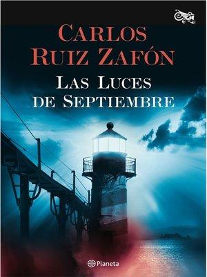 cover image of Las Luces de Septiembre