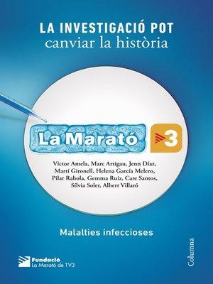 cover image of La investigació pot canviar la història. (La Marató 2017)