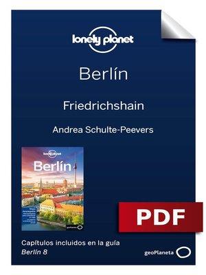 cover image of Berlín 8. Friedrichshain