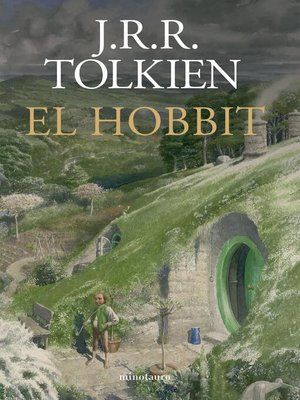 cover image of El Hobbit