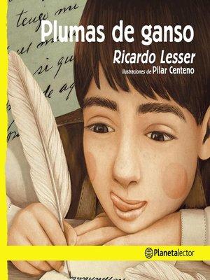 cover image of Plumas de ganso