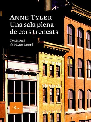 cover image of Una sala plena de cors trencats