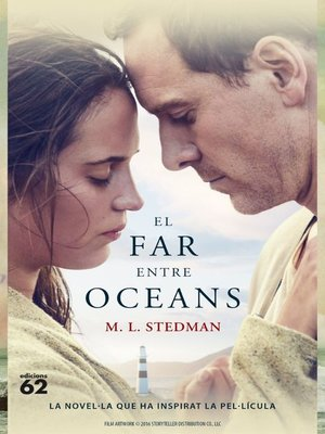 cover image of El far entre oceans