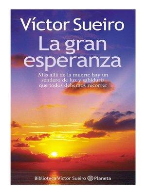 cover image of La gran esperanza