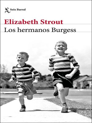 cover image of Los hermanos Burgess