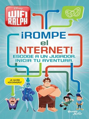 cover image of Ralph el Demoledor 2. ¡Rompe el internet!