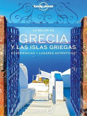 cover image of Lo mejor de Grecia y las islas griegas 4