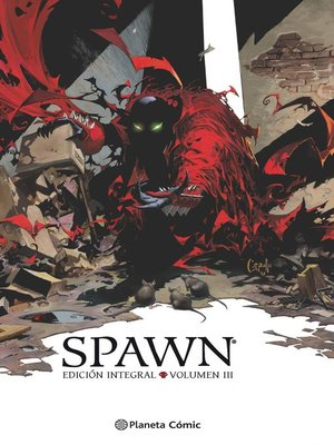 cover image of Spawn Integral nº 03