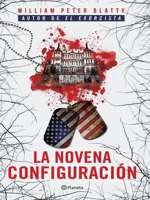 cover image of La novena configuración