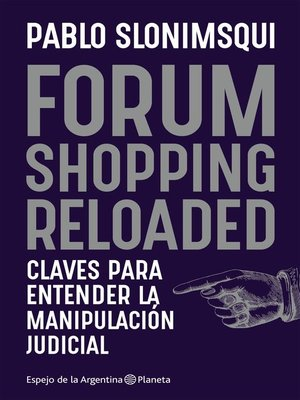 cover image of Forum shopping reloaded