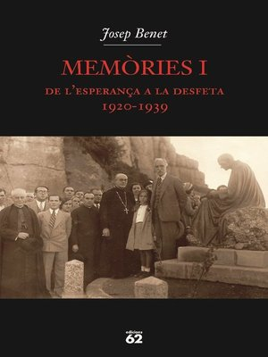 cover image of Memòries I.