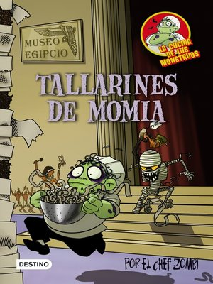 cover image of Tallarines de momia