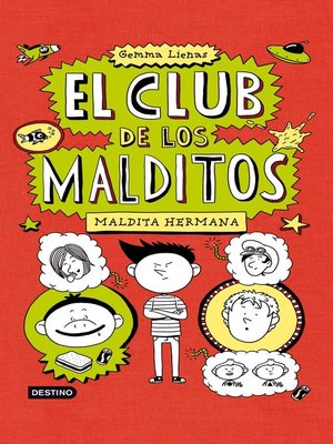 cover image of Maldita hermana