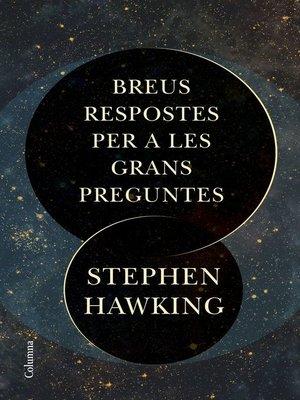 cover image of Breus respostes per a les grans preguntes