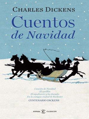 cover image of Cuentos de Navidad