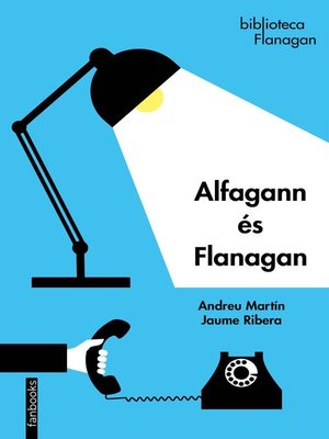 cover image of Alfagann és Flanagan