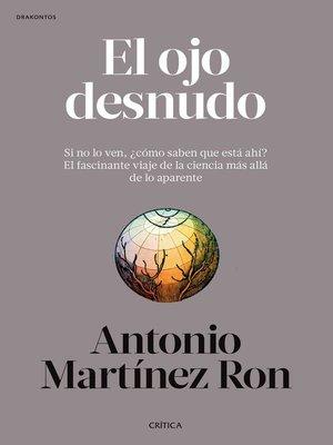 cover image of El ojo desnudo