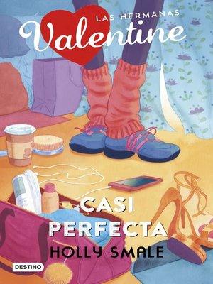 cover image of Casi perfecta