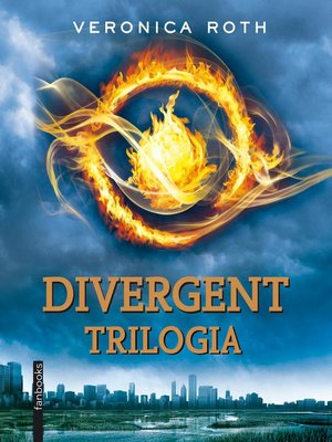 cover image of Divergent. Trilogia (pack) (Catalan edition)