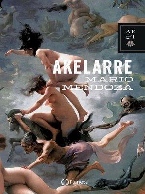 cover image of Akelarre