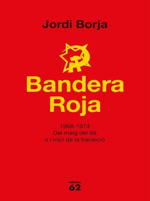 cover image of Bandera Roja