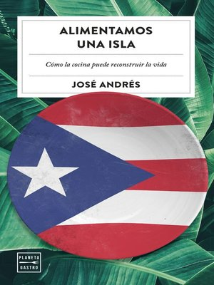cover image of Alimentamos una isla