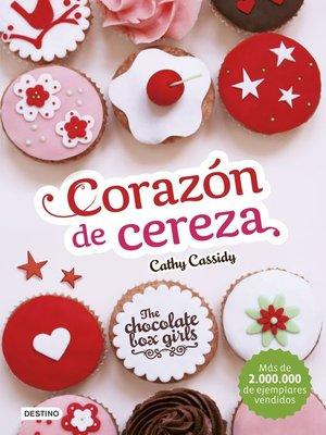 cover image of Corazón de cereza