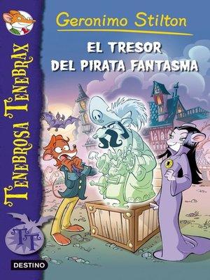 cover image of El tresor del pirata fantasma
