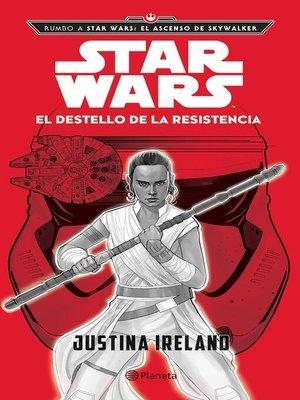 cover image of Star Wars. El destello de la resistencia