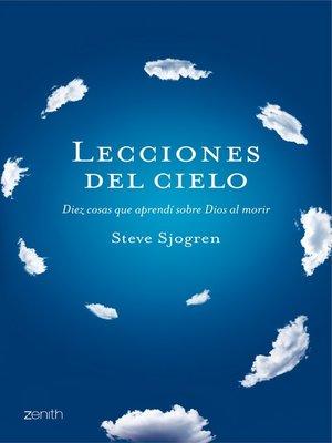 cover image of Lecciones del cielo