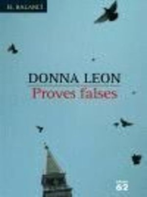 cover image of Proves falses