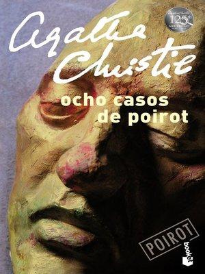cover image of Ocho casos de Poirot