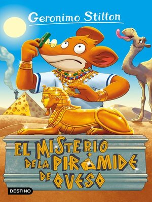 cover image of El misterio de la pirámide de queso