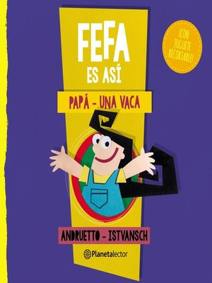 cover image of Fefa es así