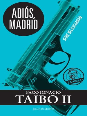 cover image of Adiós, Madrid
