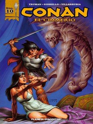 cover image of Conan el cimmerio nº 10/17
