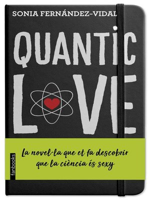 cover image of Quantic Love (Edició en català)