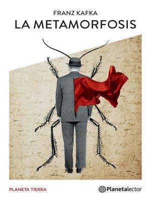 cover image of La metamorfosis