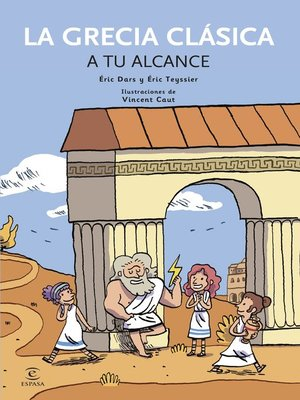 cover image of La Grecia Clásica a tu alcance