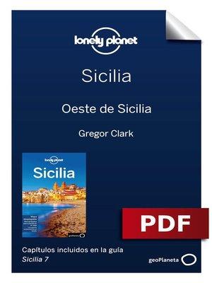 cover image of Sicilia 5. Oeste de Sicilia