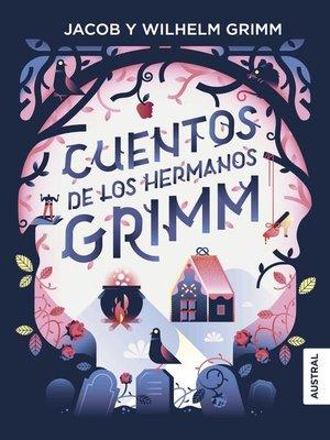 cover image of Cuentos de los Hermanos Grimm