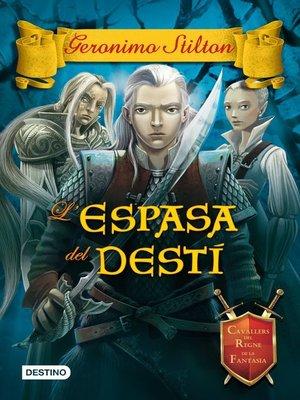 cover image of L'espasa del destí