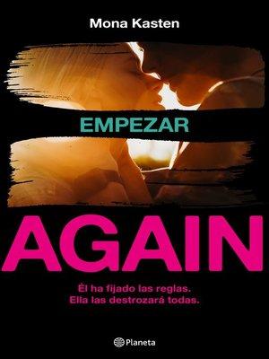 cover image of Serie Again. Empezar (Edición mexicana)